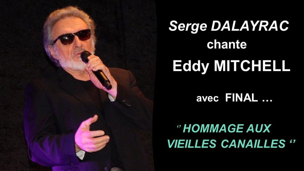 eddy mitchell, concert de serge dalayrac