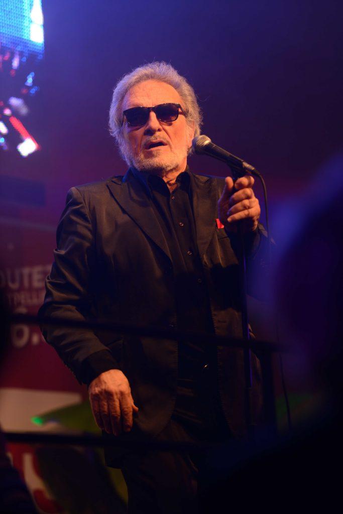 Serge dalayrac en concert, eddy mitchell
