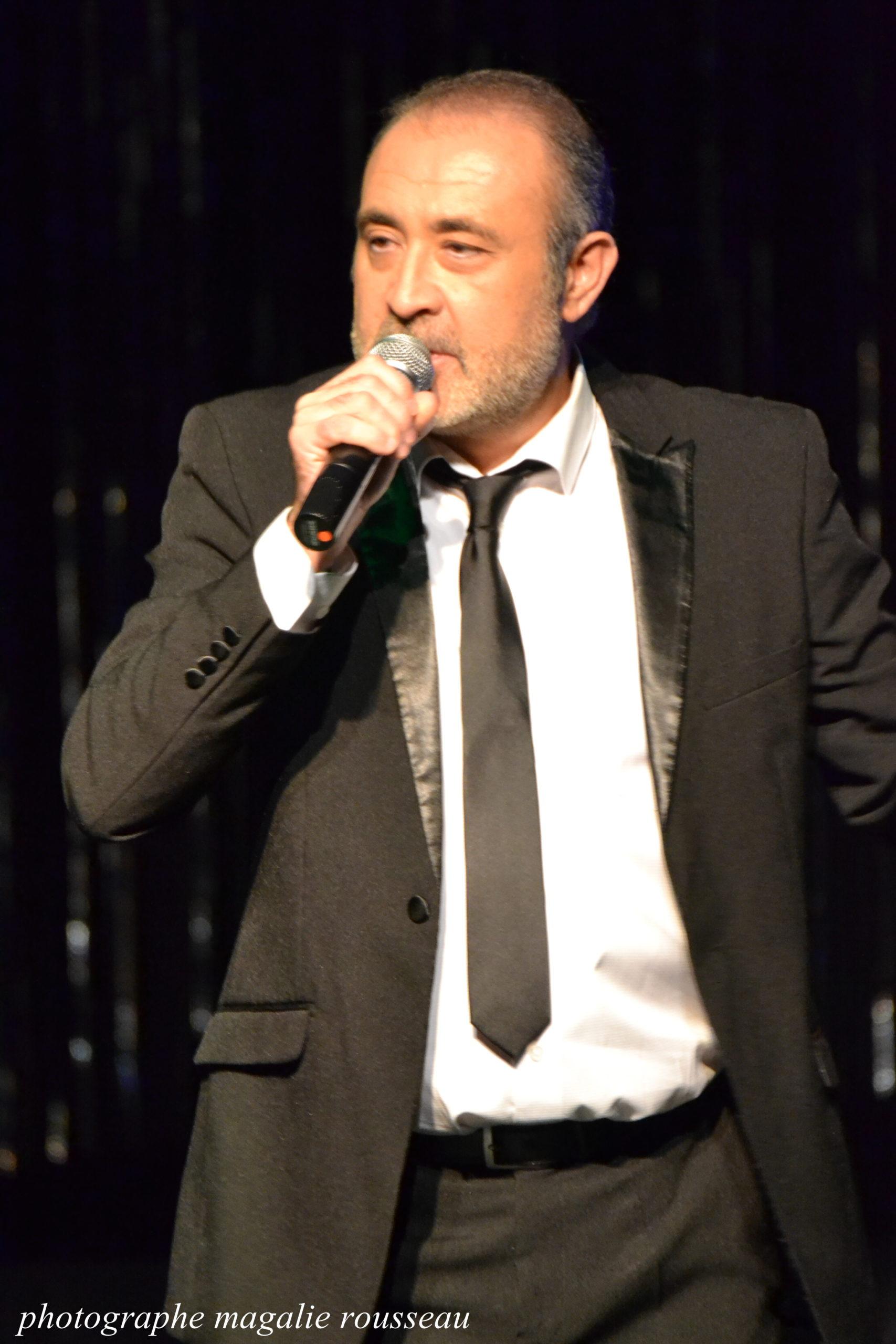 Patrice MEGE chanteur
