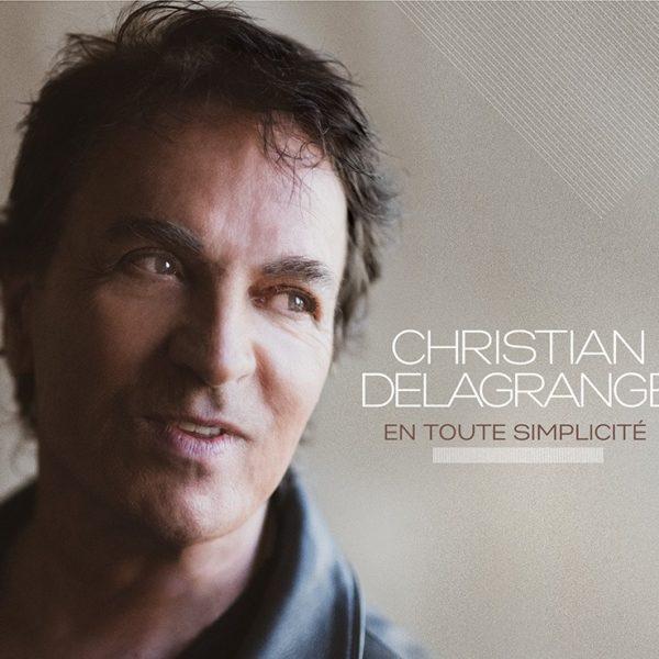Christian Delagrange album 2019 en toute simplicité