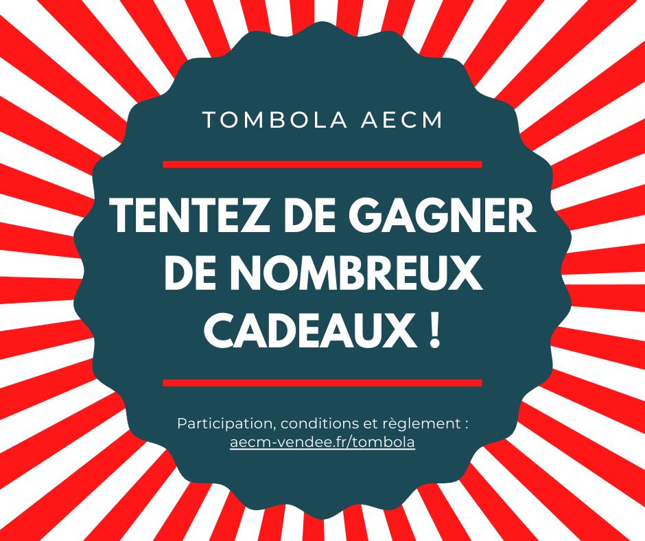 Tombola AECM Challans Vendée